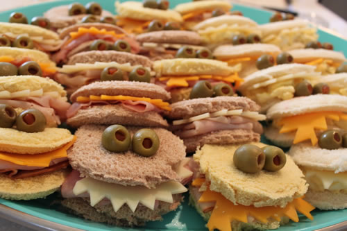 sandwich monsters