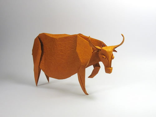 Amazing Origami Animals by Nguyen Hung Cuong - photo#41