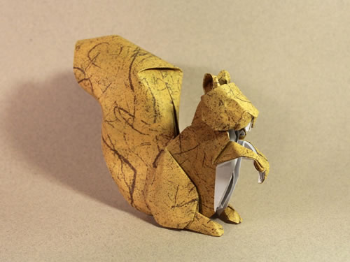 Amazing Origami Animals by Nguyen Hung Cuong - photo#31