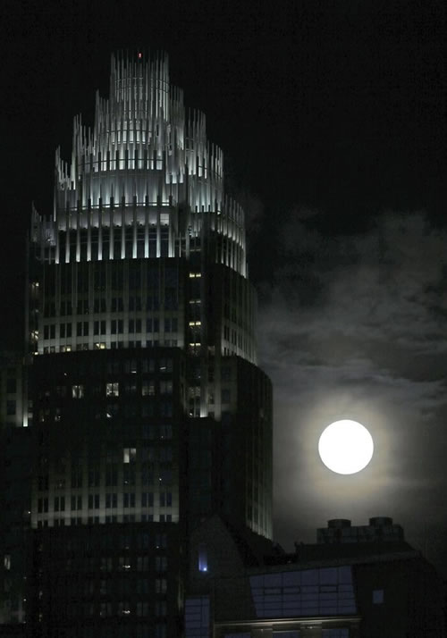 Amazing Photos Of The Super Moon 2013 6