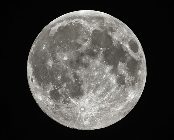 Amazing Super Moon Pictures Taken From Around The World 1
