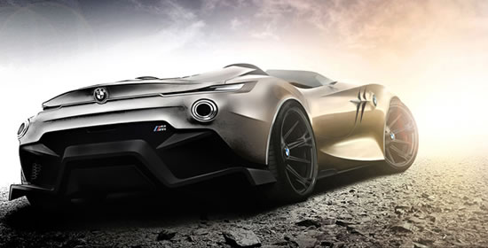 BMW Rapp Concept Created To Celebrate Automaker's 100th Anniversary 2
