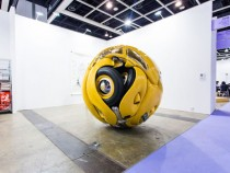 Beetle Sphere Art Sculpture By Ichwan Noor