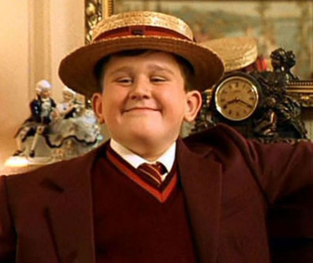 Dudley Dursley From Harry Potter Then And Now (1)