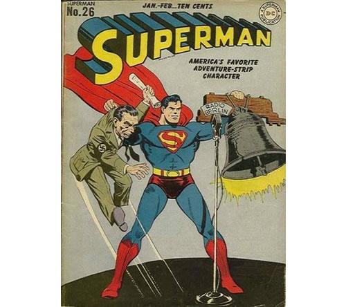 Evolution of the superman s symbol 11