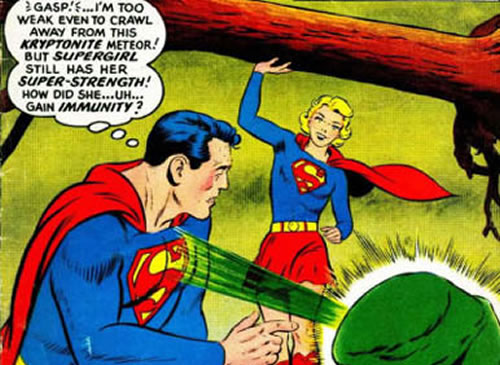 Evolution of the superman s symbol 5