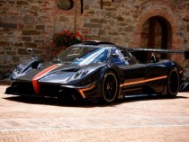 Pagani Zonda Revolucion Special Edition To Be Last Ever Zonda Produced