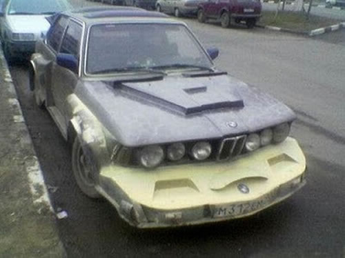 Russian Crazy Cars - It's Unbelievable What They Build 17