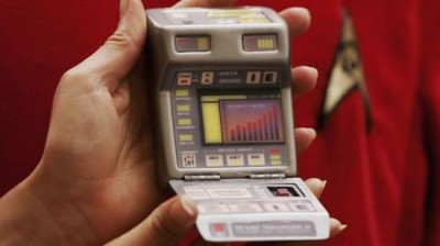 Star Trek Tricorder Coming Within 2 Years