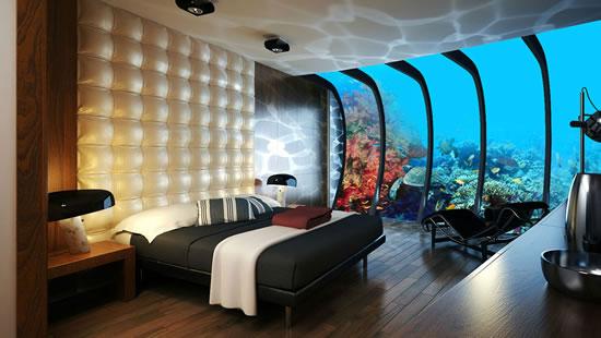 Hydropolis Underwater Hotel Dubai Persian Gulf Perfection