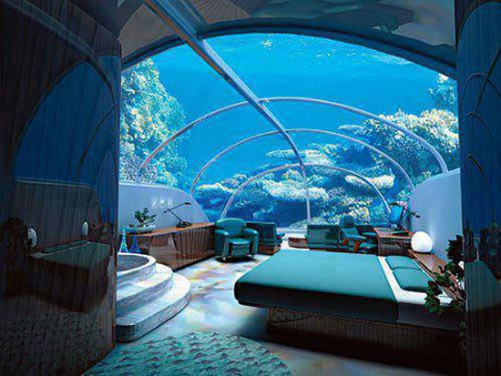 Hydropolis Underwater Hotel Dubai Persian Gulf Perfection