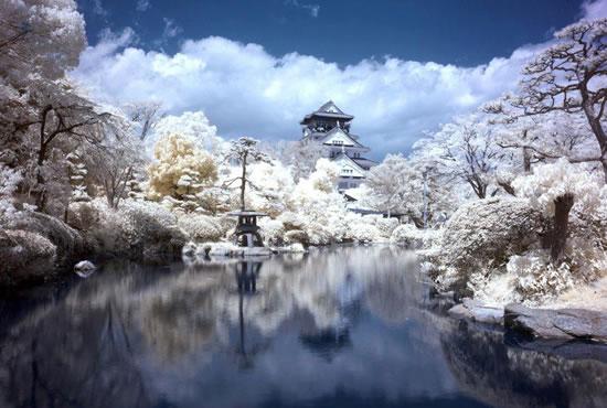 japan natures beautiful osaka