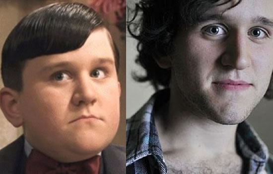 dudley dursley from harry potter the and now