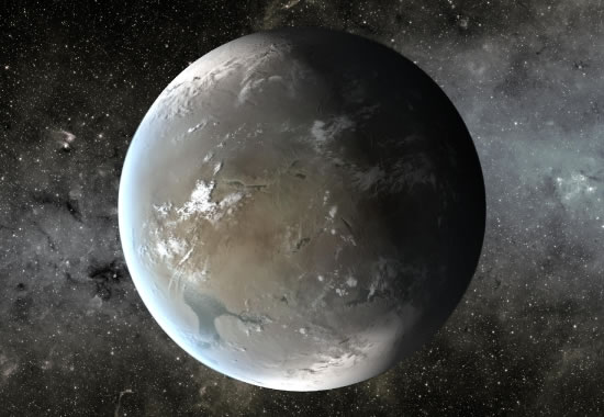 earth type planet found