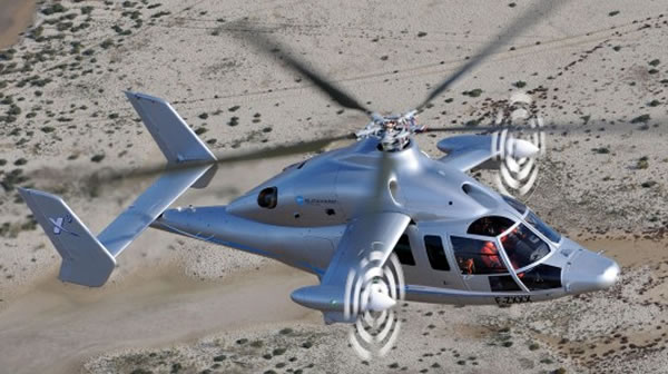 fastest helicopter in the world 2013