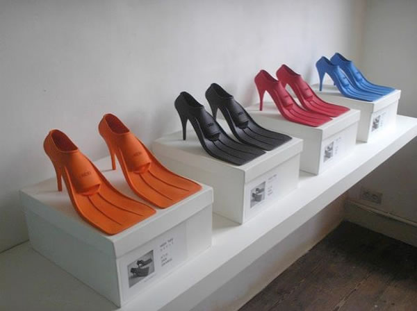 flippers for woman
