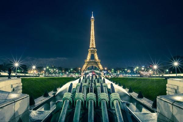 photos of paris france at night 11