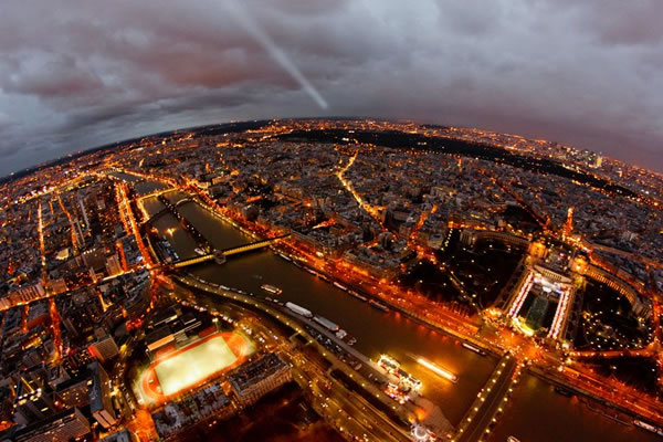 photos of paris france at night 15