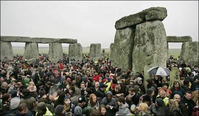 stonehenge sunrise solstice 2