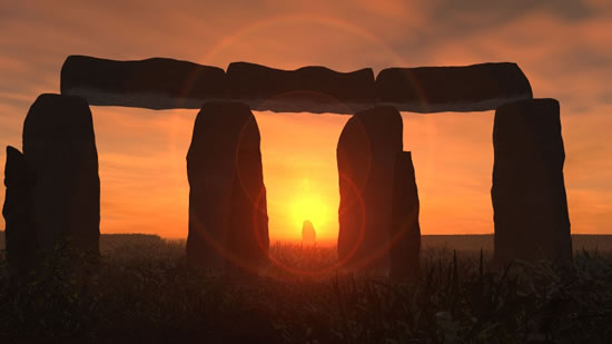 stonehenge sunrise solstice