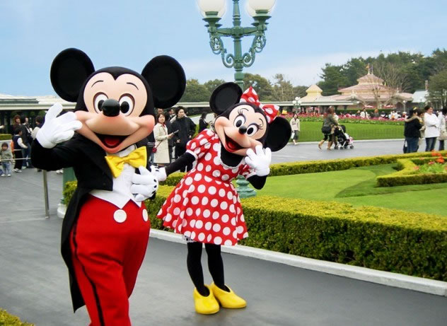 10 Facts About Disney Theme Parks You Probably Don't Know 1