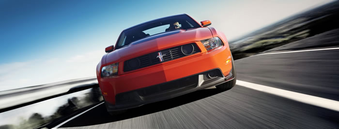 2012 Ford Mustang Boss 320 Is One Mean Mustang