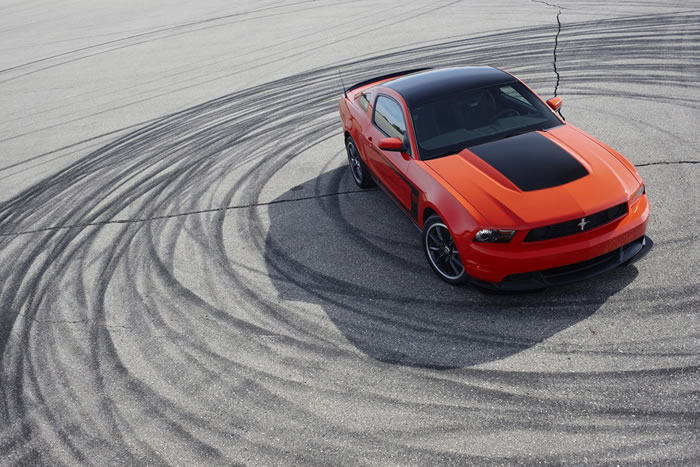 2012 Ford Mustang Boss 320 Is One Mean Mustang 3