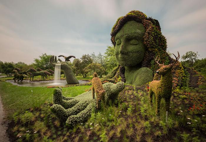Amazing Garden Plant Sculptures You'd Love In Your Garden