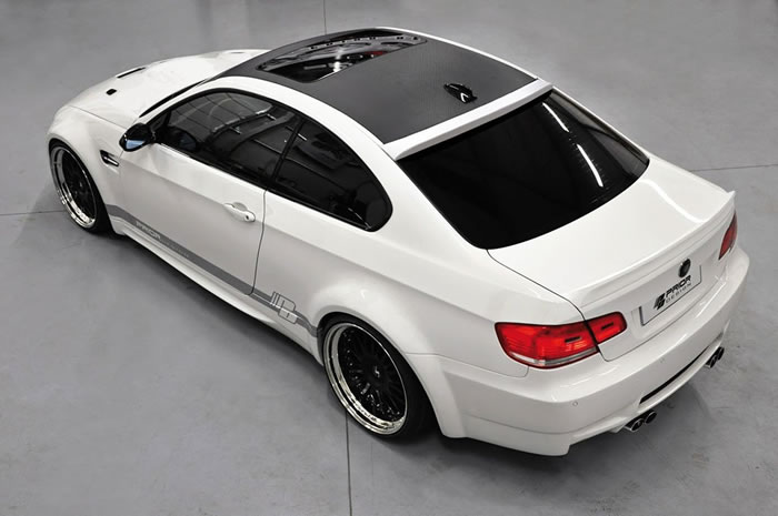 BMW E92 335i Widebody Kit M3 Conversion By Prior Design 4