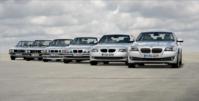 Ordinaire BMW History