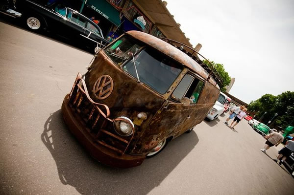 Custom Rat Rod Pictures 1