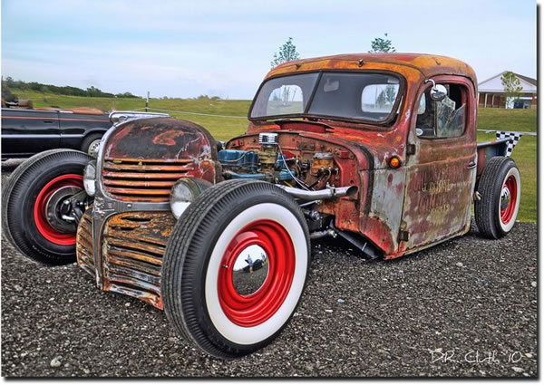 Custom Rat Rod Pictures 10