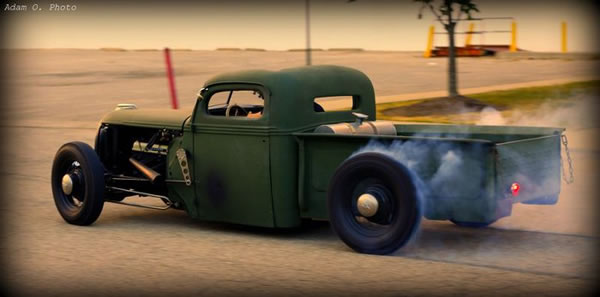 Custom Rat Rod Pictures 12