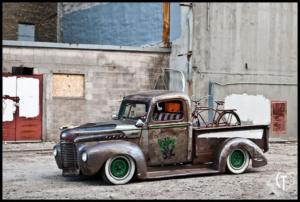 Custom Rat Rod Pictures 13