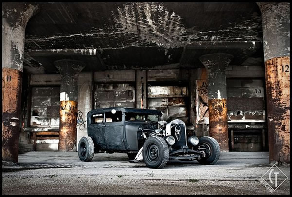 Custom Rat Rod Pictures 15