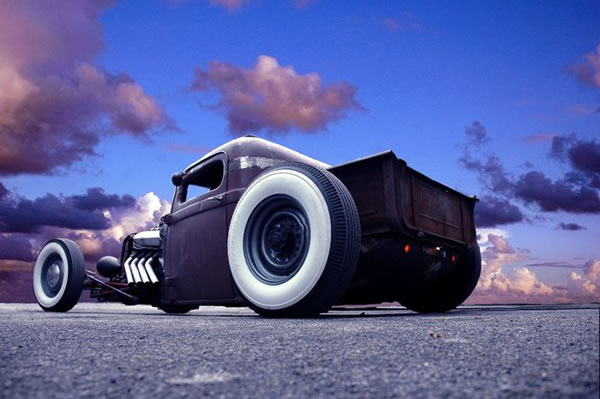 Custom Rat Rod Pictures 18