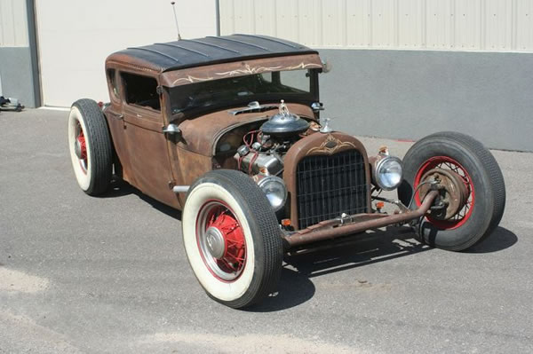 Custom Rat Rod Pictures 19