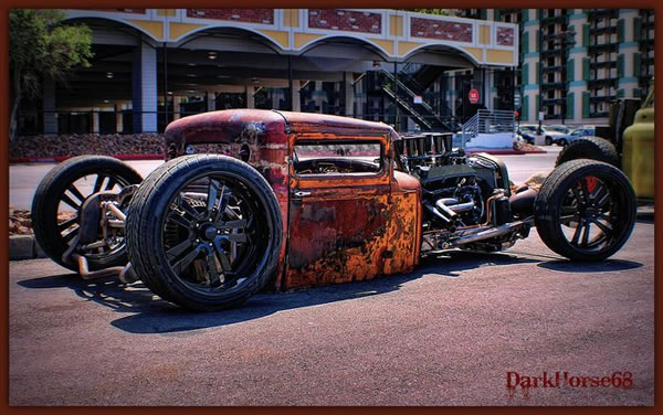 Custom Rat Rod Pictures 2