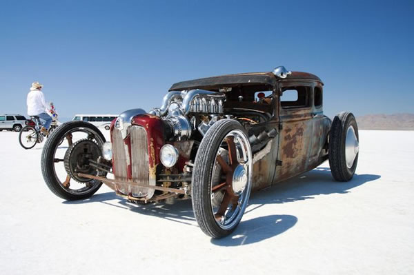 Custom Rat Rod Pictures 25