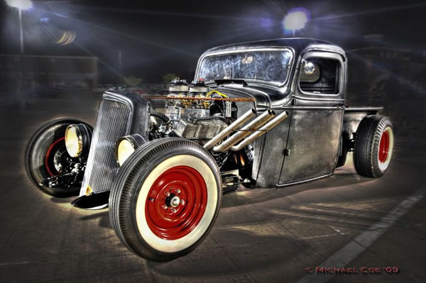 Custom Rat Rod Pictures 26
