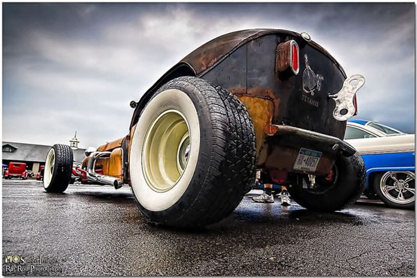 Custom Rat Rod Pictures 3