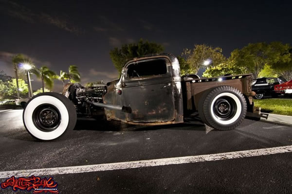 Custom Rat Rod Pictures 7