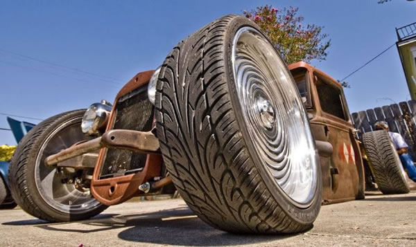 Custom Rat Rod Pictures 8