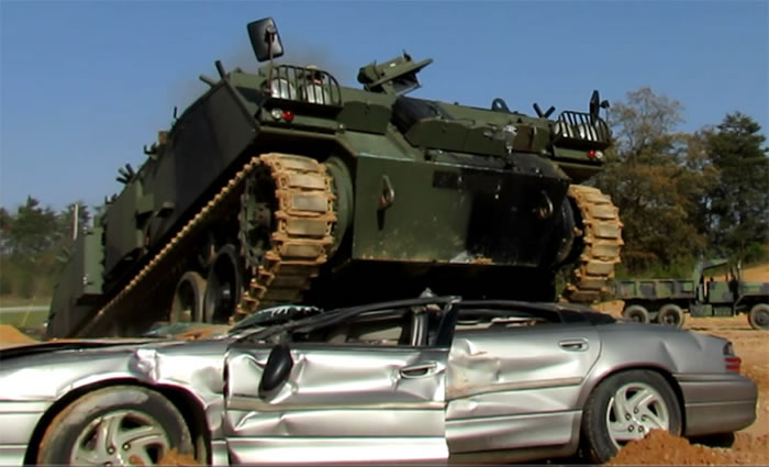 Ever Wanted To Drive A Tank