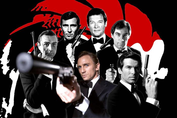 James Bond History