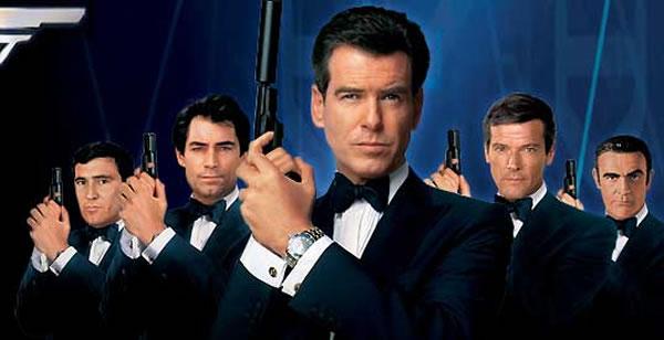 James Bond History 1