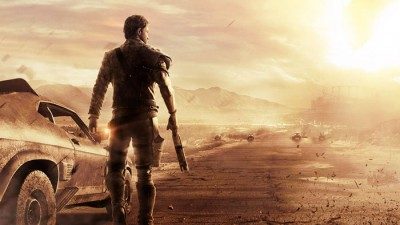Mad Max Video Game Trailer