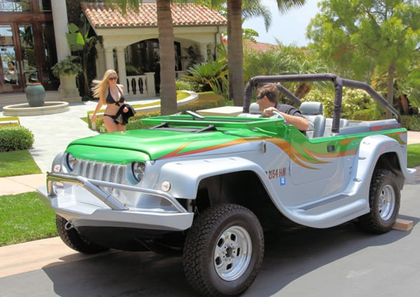 Watercar Panther Amphibious Vehicle Is Awesome On Land And Water 3