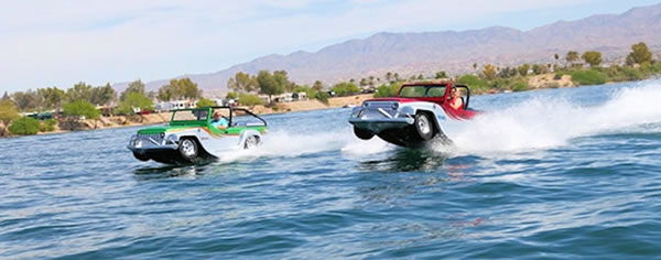 Watercar Panther Amphibious Vehicle Is Awesome On Land And Water 5
