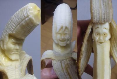 banana art 3